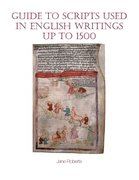 Cover for Guide to Scripts Used in English Writings up to 1500