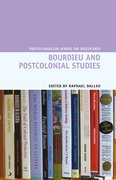 Cover for Bourdieu and Postcolonial Studies