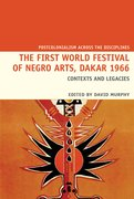 Cover for The First World Festival of Negro Arts, Dakar 1966