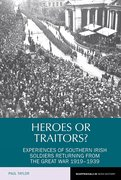 Cover for Heroes or Traitors?