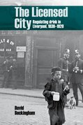 Cover for The Licensed City