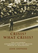 Cover for Crisis? What Crisis?
