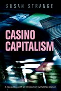 Cover for Casino capitalism
