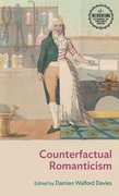 Cover for Counterfactual Romanticism