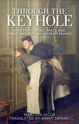 Cover for Through the keyhole