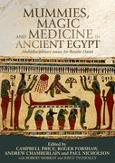 Cover for Mummies, Magic and Medicine in Ancient Egypt - 9781784992439