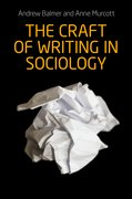 Cover for The Craft of Writing in Sociology
