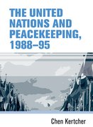 Cover for The United Nations and peacekeeping, 1988-95