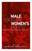 Cover for Male voices on women