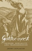 Cover for Gothic incest
