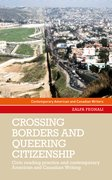 Cover for Crossing borders and queering citizenship