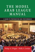 Cover for The Model Arab League manual