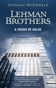 Cover for Lehman Brothers