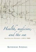 Cover for Health, medicine, and the sea