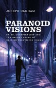 Cover for Paranoid visions