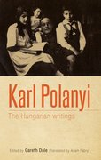 Cover for Karl Polanyi