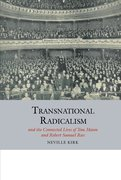 Cover for Transnational Radicalism and the Connected Lives of Tom Mann and Robert Samuel Ross