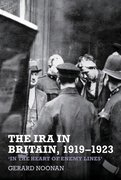 Cover for The IRA in Britain, 1919-1923