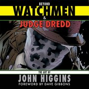 Cover for Beyond Watchmen and Judge Dredd