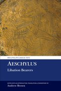 Cover for Aeschylus
