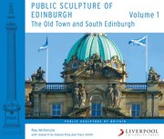 Cover for Public Sculpture of Edinburgh: Volume 1