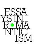 Cover for Essays in Romanticism, Volume 25.2 2018