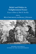 Cover for Belief and Politics in Enlightenment France