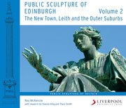 Cover for Public Sculpture of Edinburgh: Volume 2