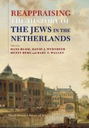 Cover for Reappraising the History of the Jews in the Netherlands