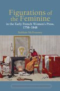 Cover for Figurations of the Feminine in the Early French Women
