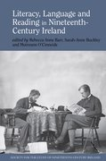 Cover for Literacy, Language and Reading in Nineteenth-Century Ireland