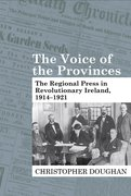 Cover for The Voice of the Provinces