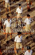 Cover for Messengers of Hindu Nationalism