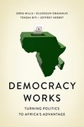 Cover for Democracy Works