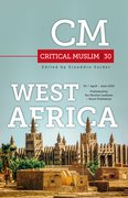 Cover for Critical Muslim 30: West Africa