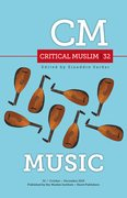 Cover for Critical Muslim 32 : Music