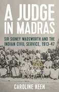 Cover for A Judge in Madras