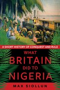 Cover for What Britain Did to Nigeria