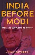 Cover for India Before Modi