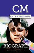 Cover for Critical Muslim 40