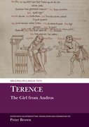 Cover for Terence: The Girl from Andros