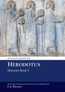 Cover for Herodotus: Histories Book V