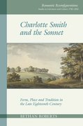 Cover for Charlotte Smith and the Sonnet
