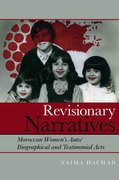Cover for Revisionary Narratives