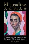 Cover for Misreading Anita Brookner