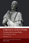 Cover for Chronicle of King Pedro Volumes 1 - 3