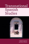 Cover for Transnational Spanish Studies