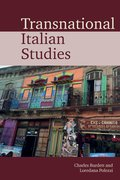 Cover for Transnational Italian Studies
