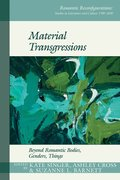 Cover for Material Transgressions