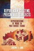 Cover for Republican Citizens, Precarious Subjects
